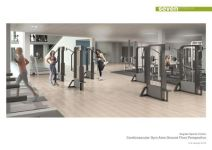 Artist's Impression of the Gym