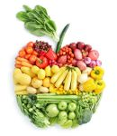 Healthy guideline for your 5 a-day fruit and veg