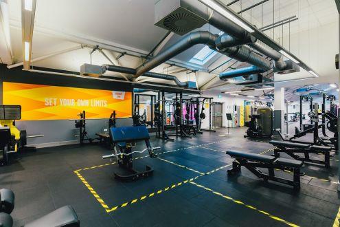 Highbury Leisure Centre Gym and Equipment