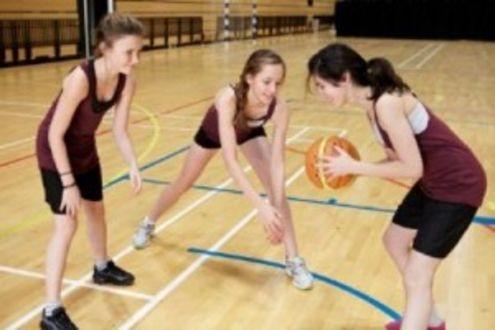 Basketball in Croydon