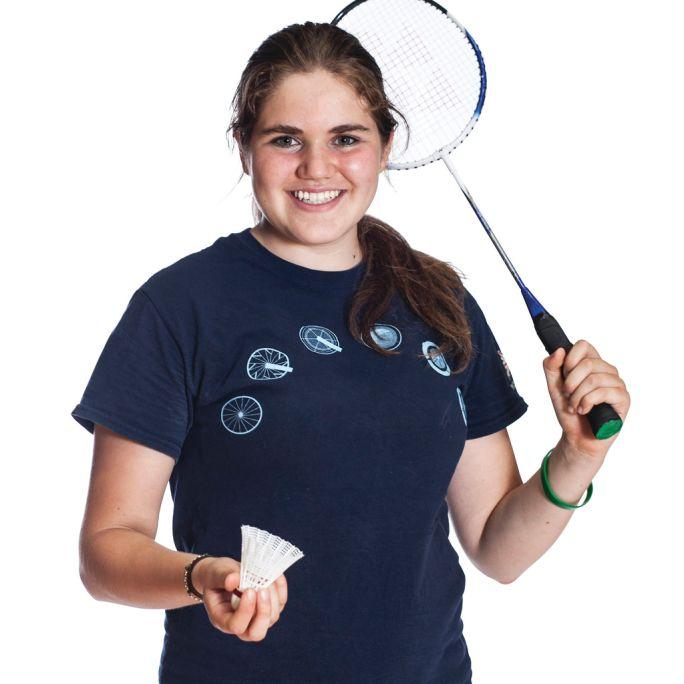 Play Badminton at Llanishen Leisure Centre | Cardiff | Better