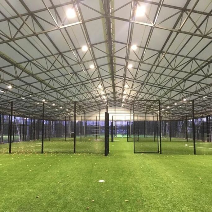 5-aside cages