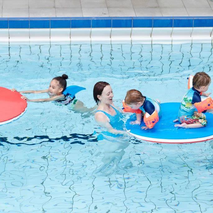 Junior Family Swim