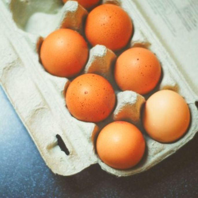 You can get a good source of protein from eggs
