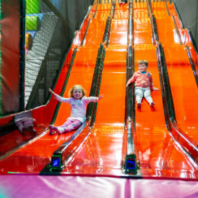 Soft play slides 287