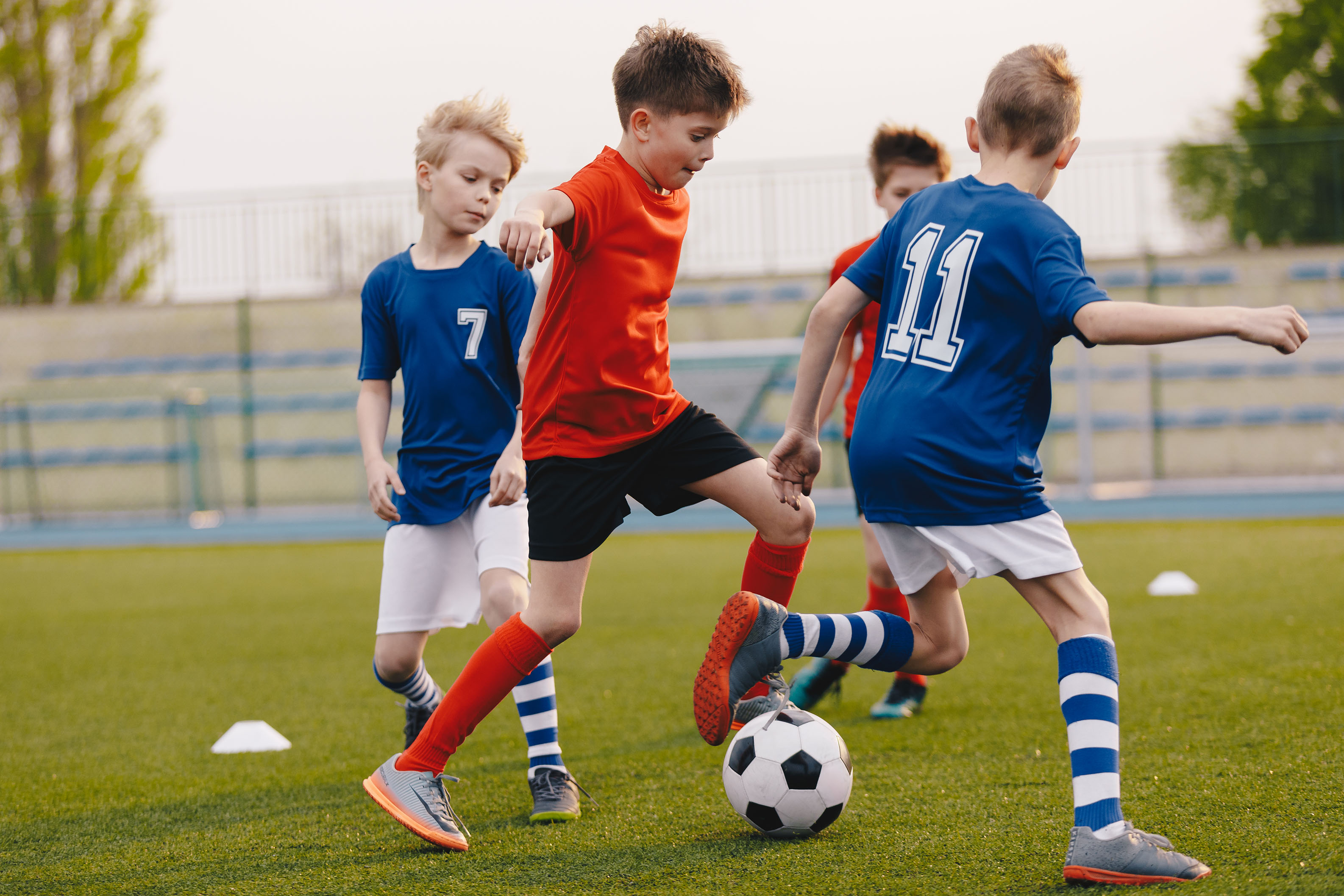 Football party image