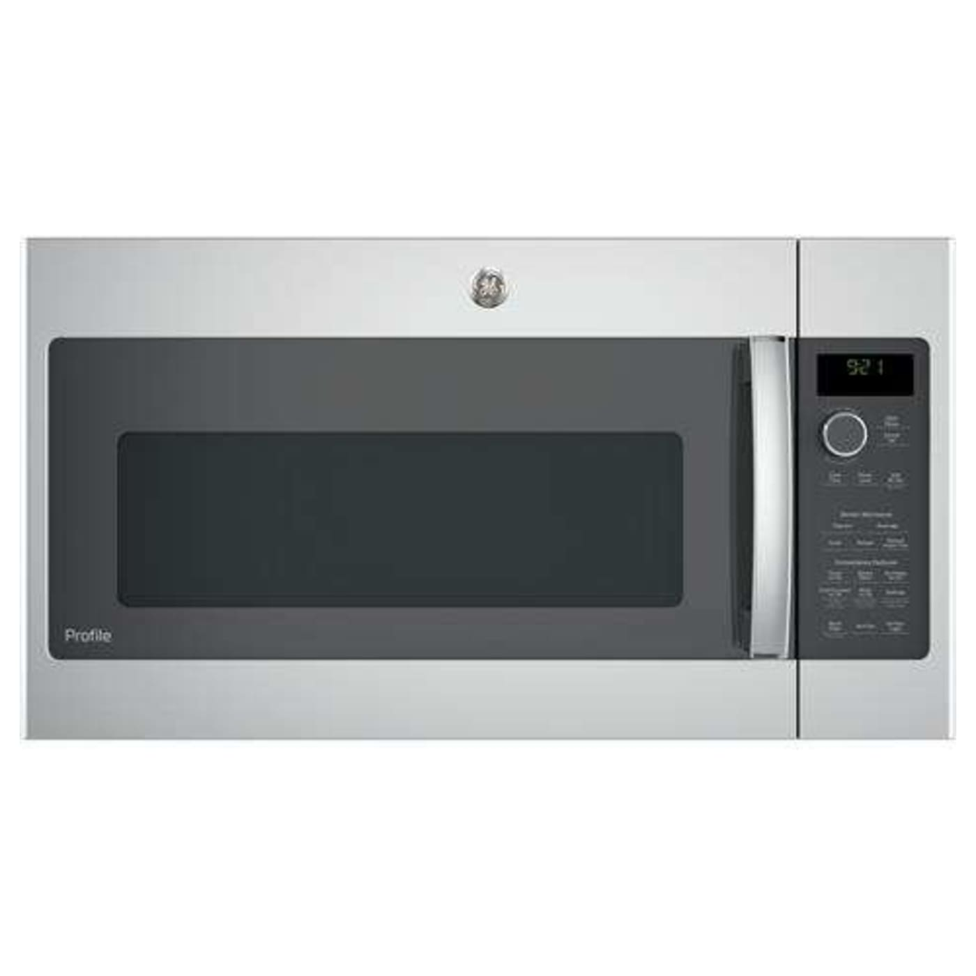 Ft Stainless Steel Over The Range Microwave Ge Pvm9215skss
