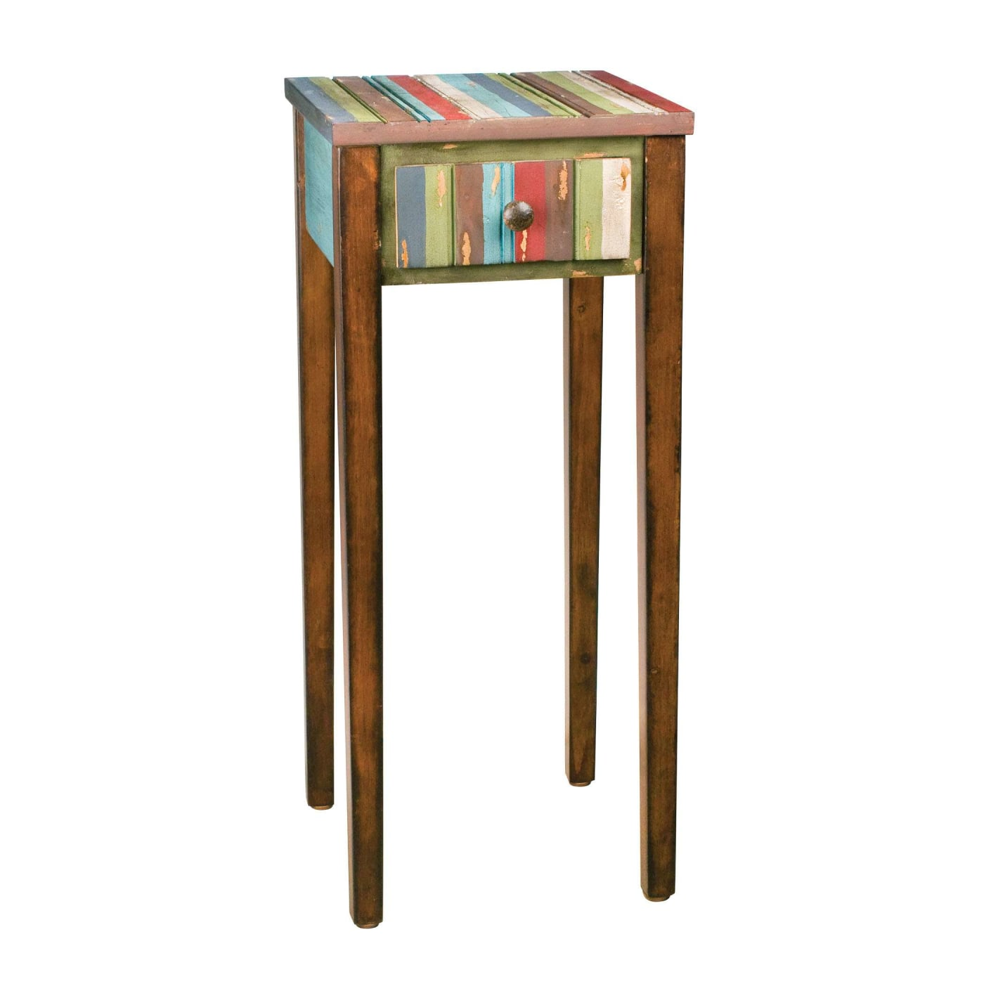 Sterling multi color ribbon night stand reviews for Multi night stand