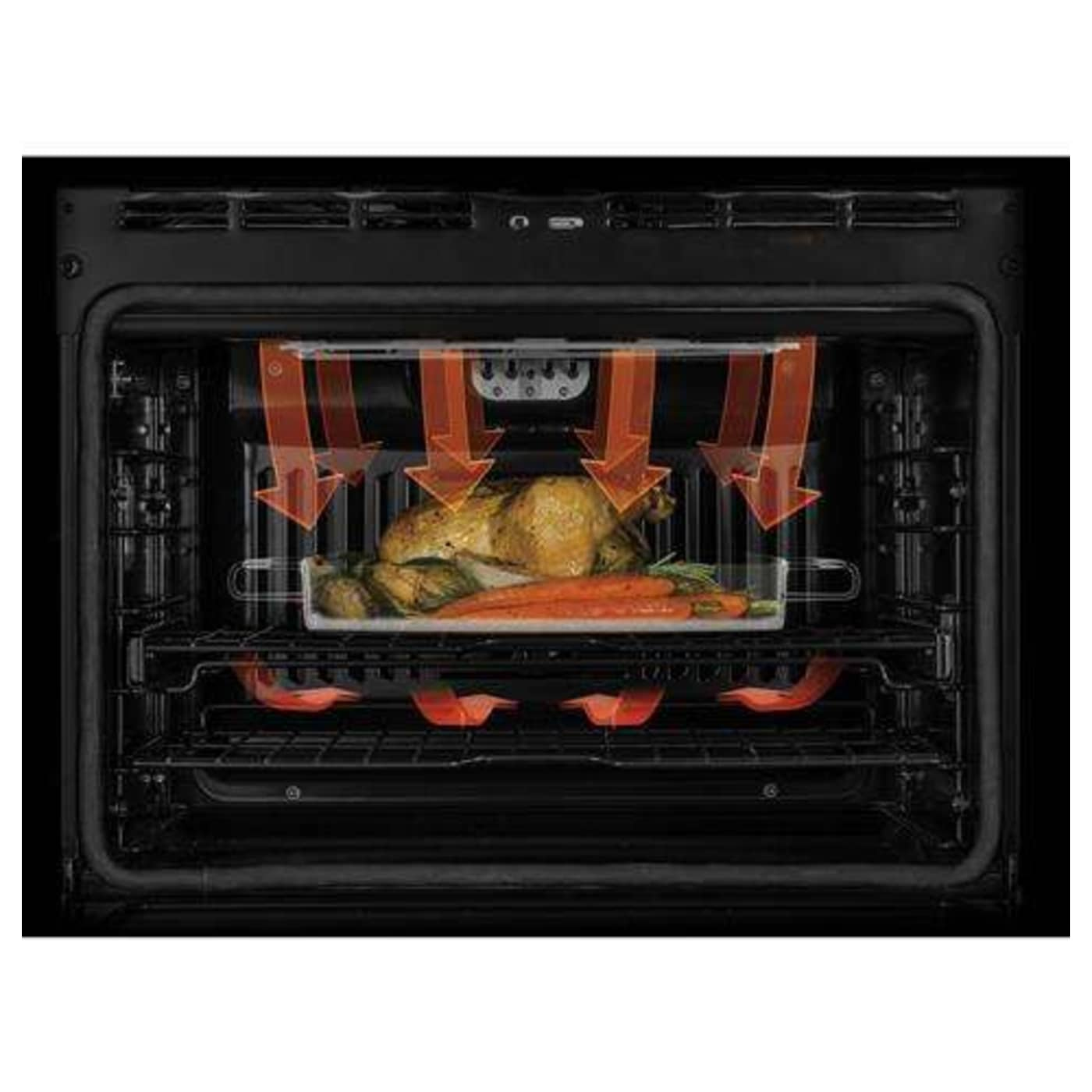 Ge Ct9570slss Cafe 30 Quot Stainless Steel Electric Double