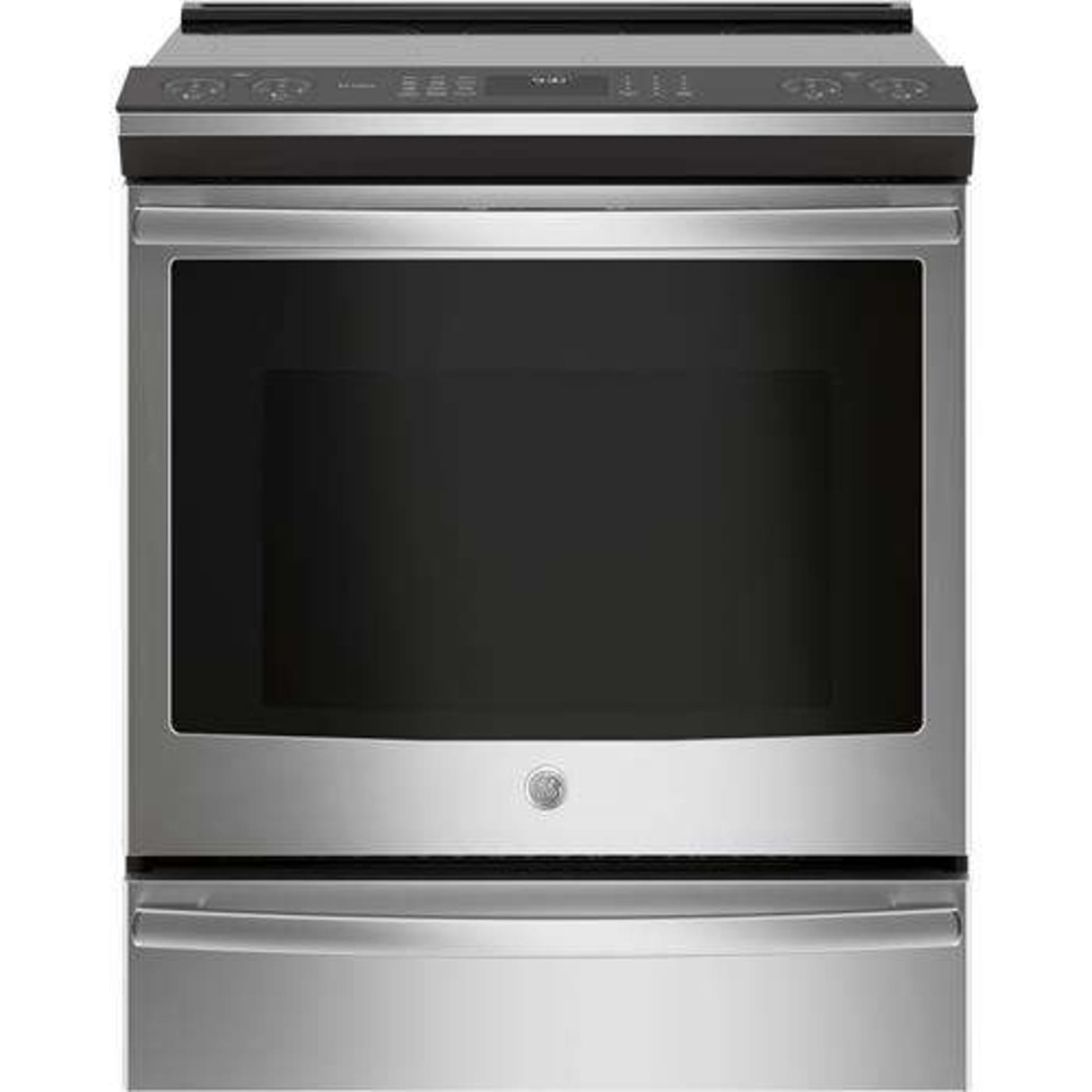 Ge phs930slss profile 30 stainless steel slide in induction range ge phs930slss fandeluxe Choice Image