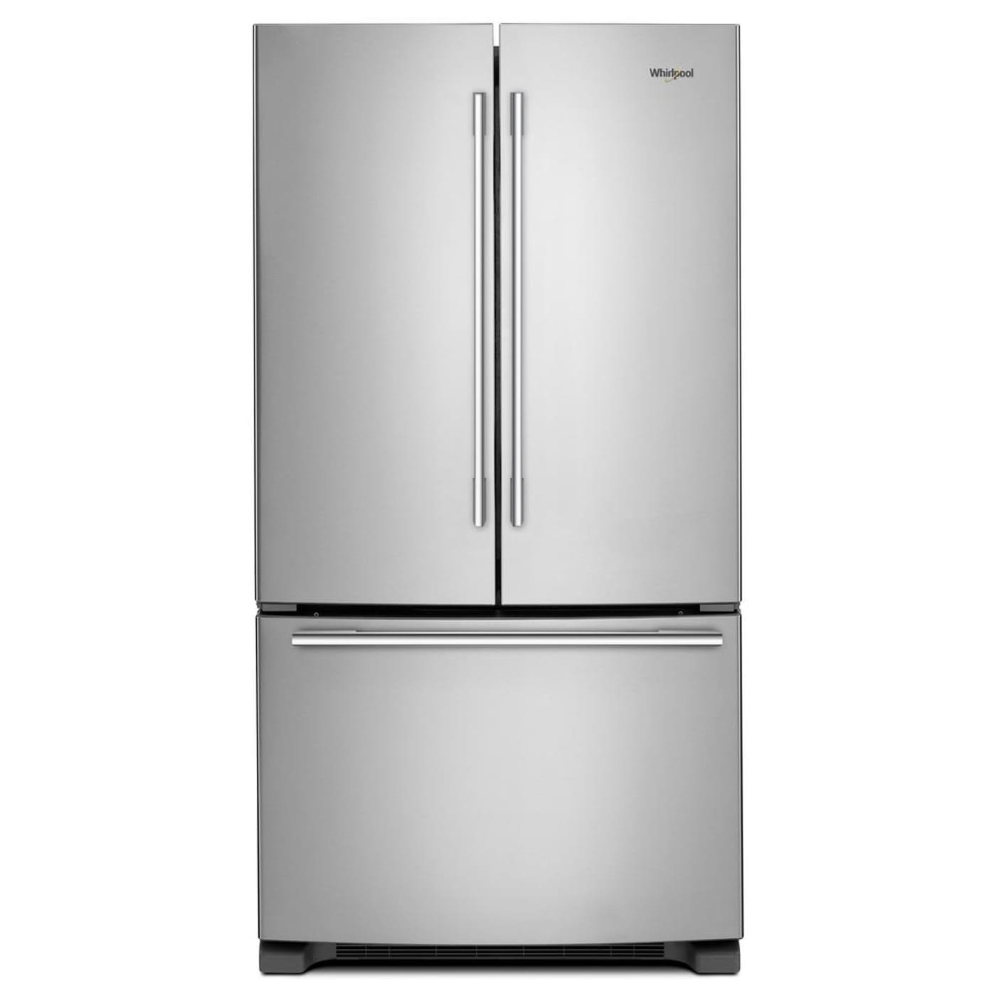 Stainless Steel French Door Refrigerator  Energy Star Whirlpool Wrfa32Smhz