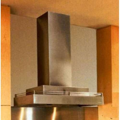 "Magic Lung Contemporary 30"" Stainless Steel Chimney Wall Mount Range Hood - 300 CFM"