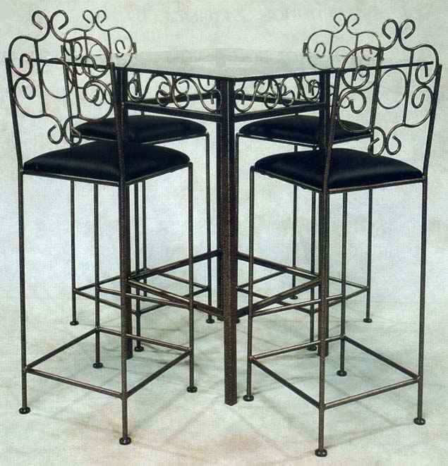 """Jade Teal 24"""" French Traditional Counter Stool"""