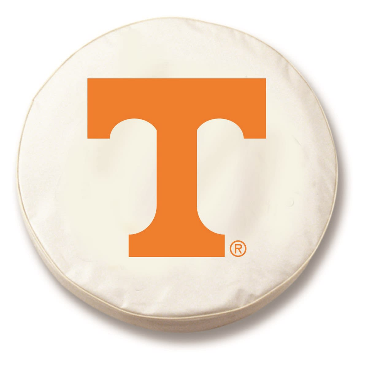 "29"" x 8"" White University of Tennessee Vinyl Tire Cover"
