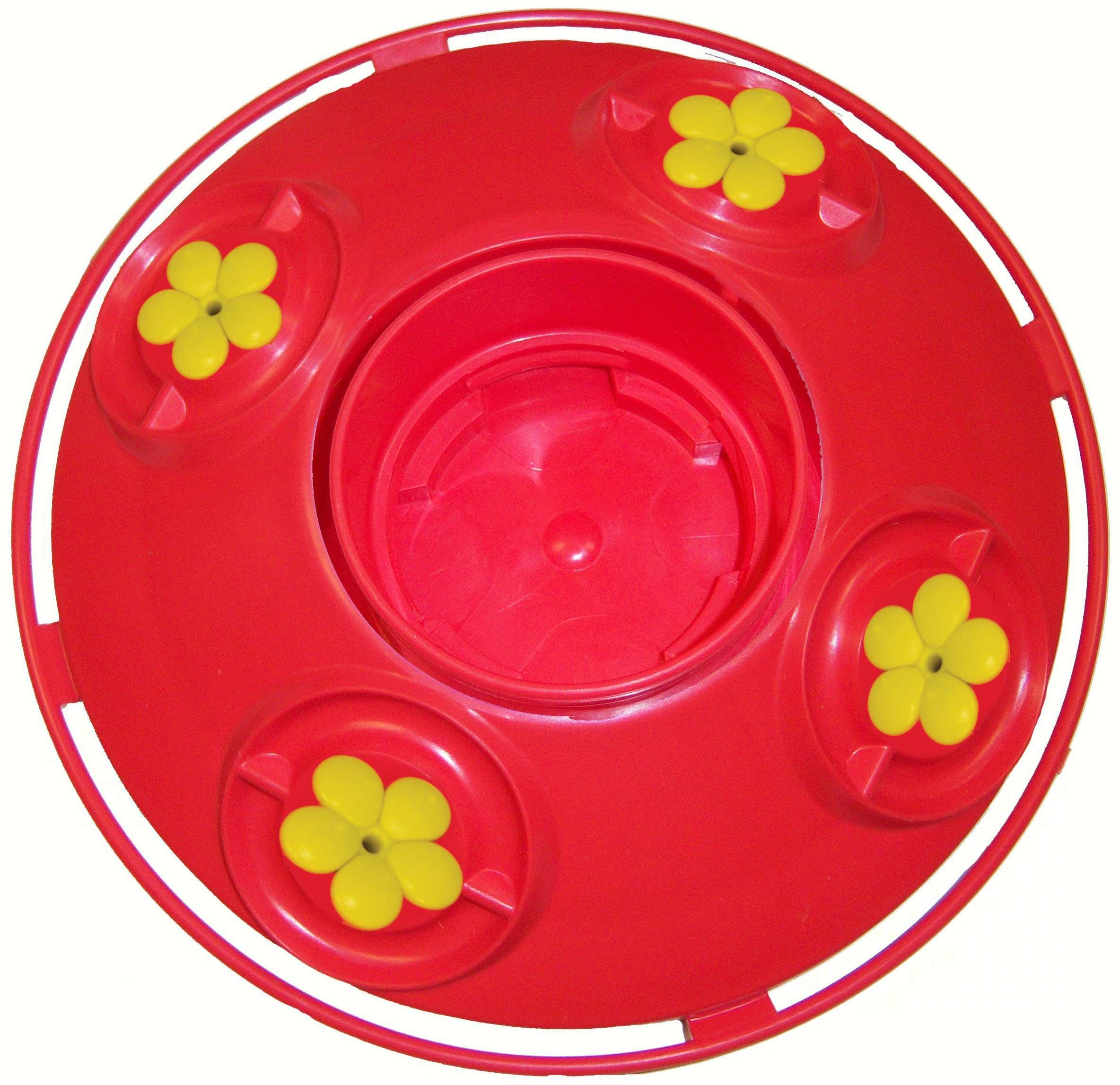 Dr. JB's Replacement Base with Yellow Flowers - Quantity 1