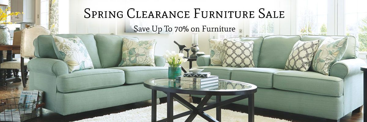 Spring Clearance Furniture Sale
