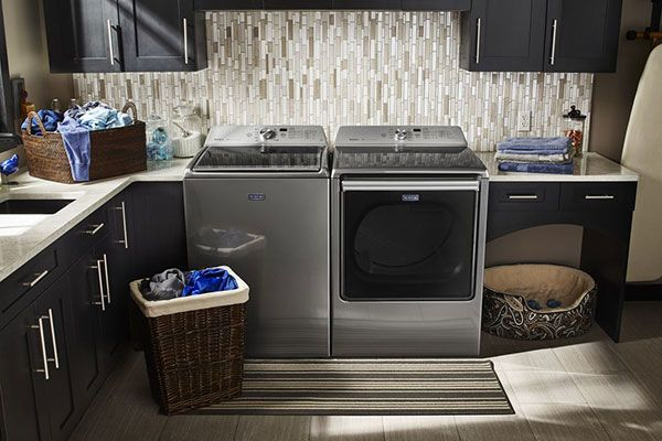 Maytag Bravos XL Washers and Dryers