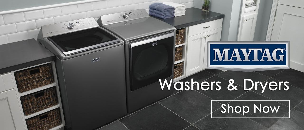 Maytag Washers and Dryers
