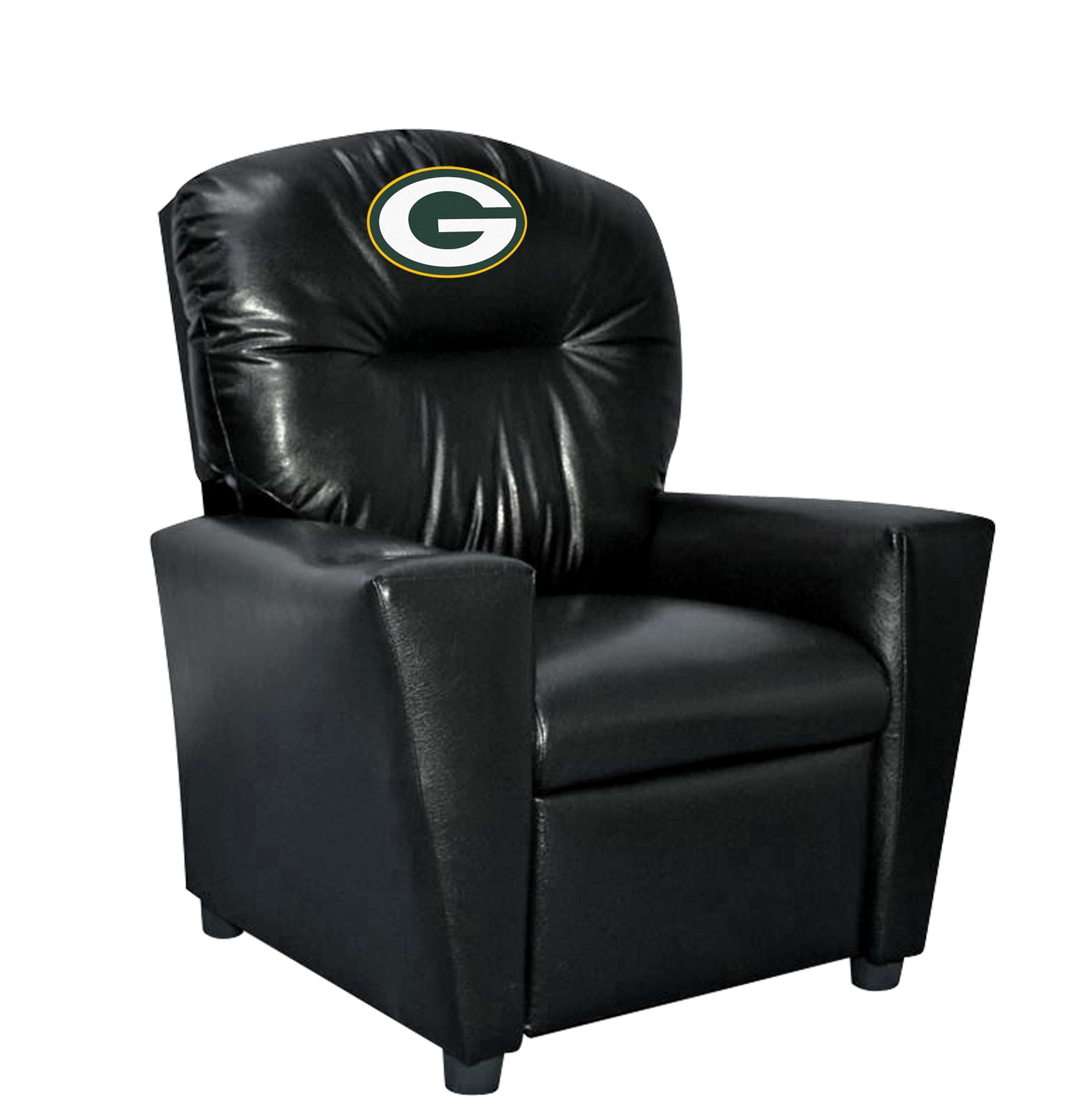 Imperial International Green Bay Packers Faux Leather Kids