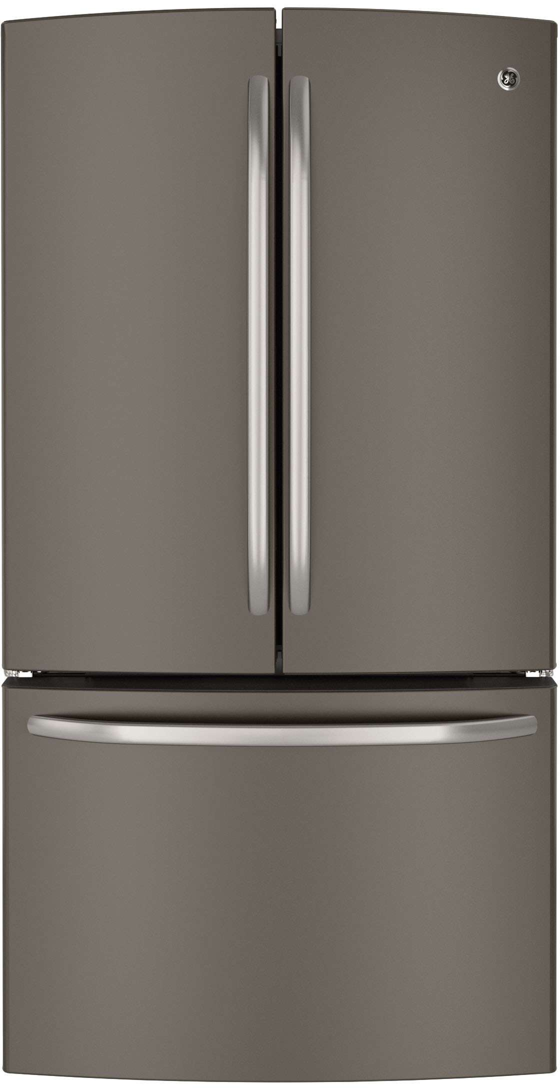 Gne26gmdes By Ge French Door Refrigerators Goedekers
