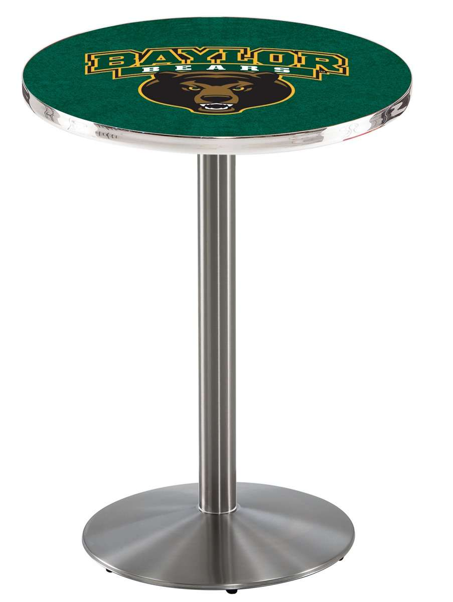 Holland Bar Stool 42 Quot Stainless Steel Baylor University