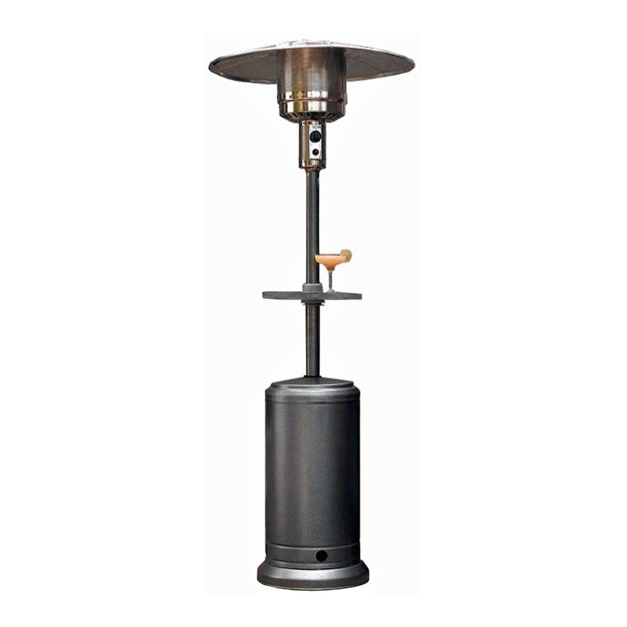 Hlds01 Cgt By Az Patio Heaters Patio Heaters Goedekers Com