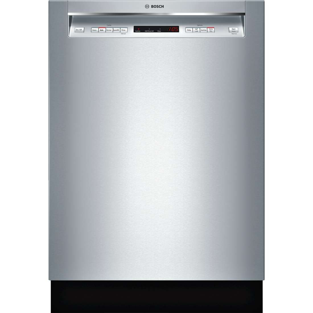 Whirlpool Wdf518saaw Whirlpool 18 In 57 Decibel Built In: Semi-Integrated Dishwashers