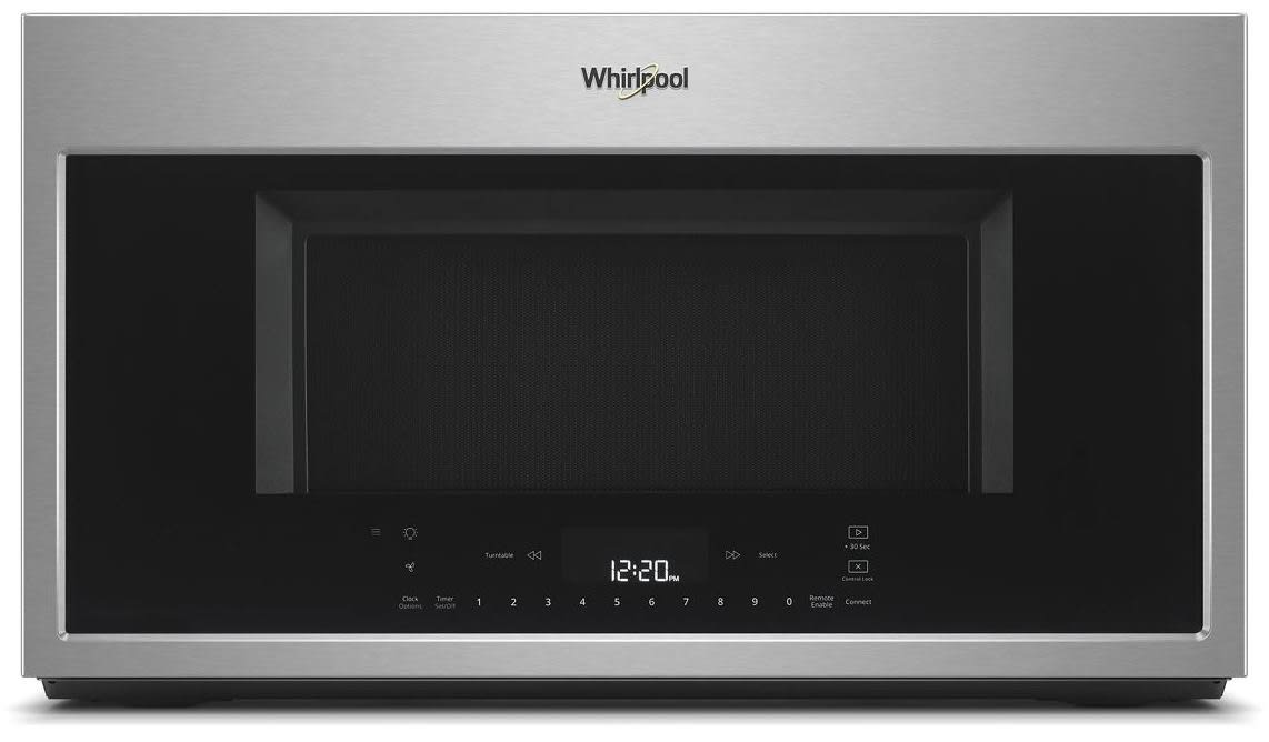 WMH78019HZ by Whirlpool - Over-the-Range Microwaves | Goedekers com