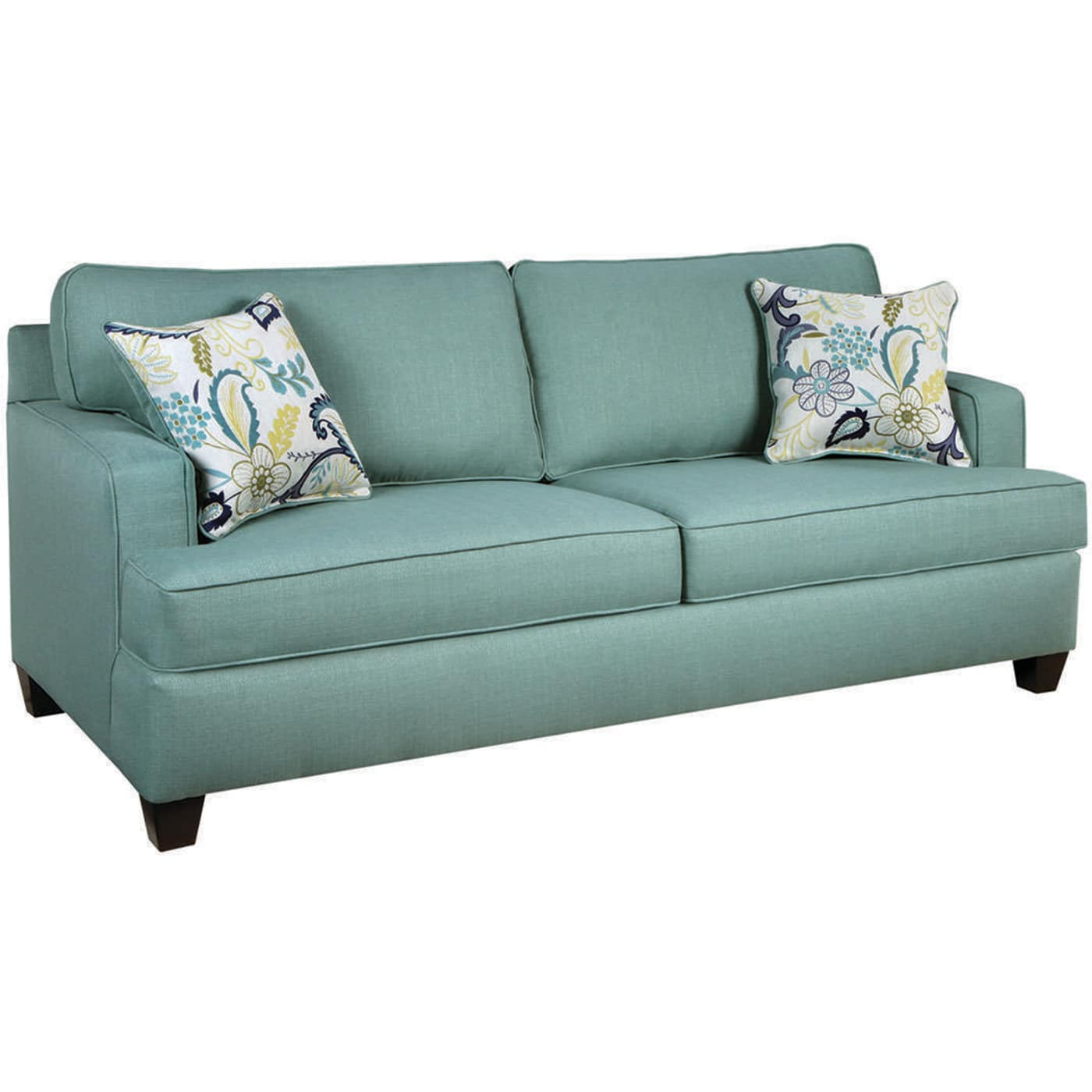 Amazing Chelsea Home Odessa Stallion Turquoise Sleeper Sofa U0026 Reviews    Goedekers.com