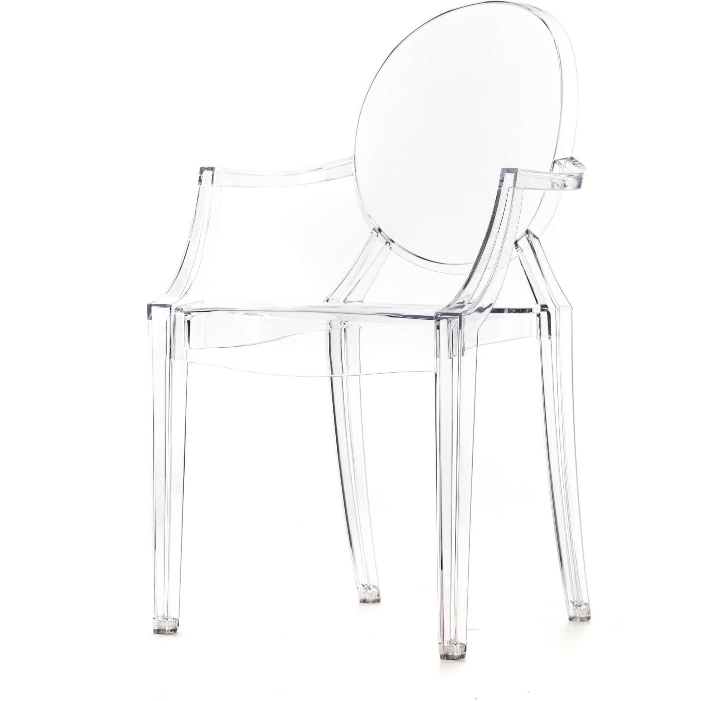 Ghost Clear Chair With Arms. COSP RPC GHOST ARMS ...