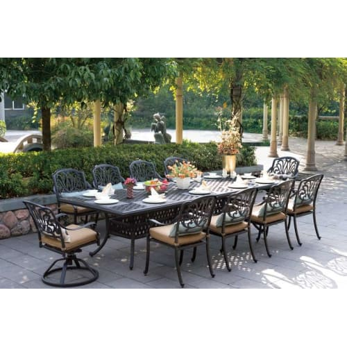 Patio Dining Sets - Outdoor Table and Chairs | Goedeker\'s