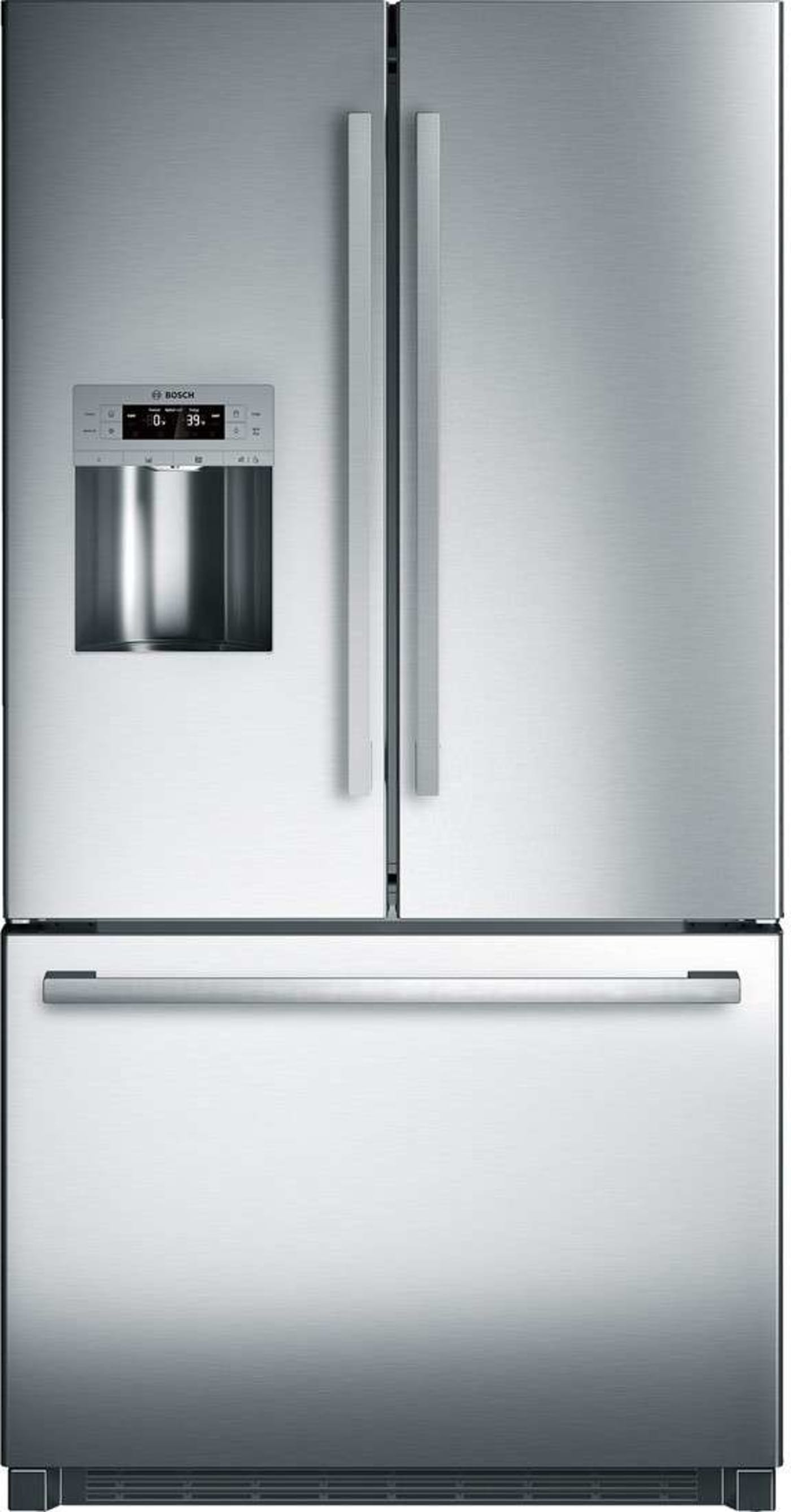 B26ft80sns By Bosch French Door Refrigerators
