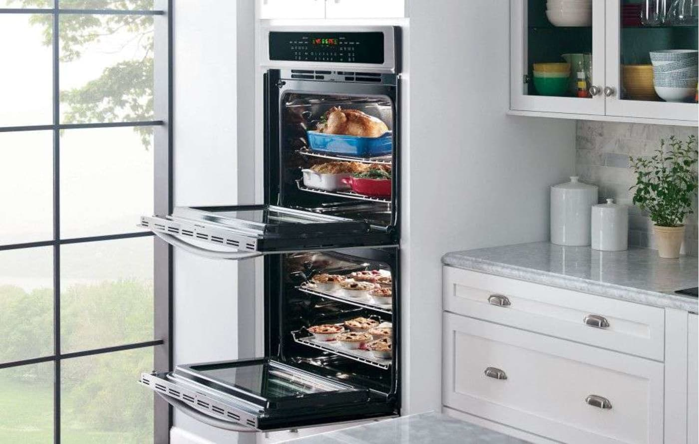 Fget3065pf By Frigidaire Electric Wall Ovens Goedekers Com