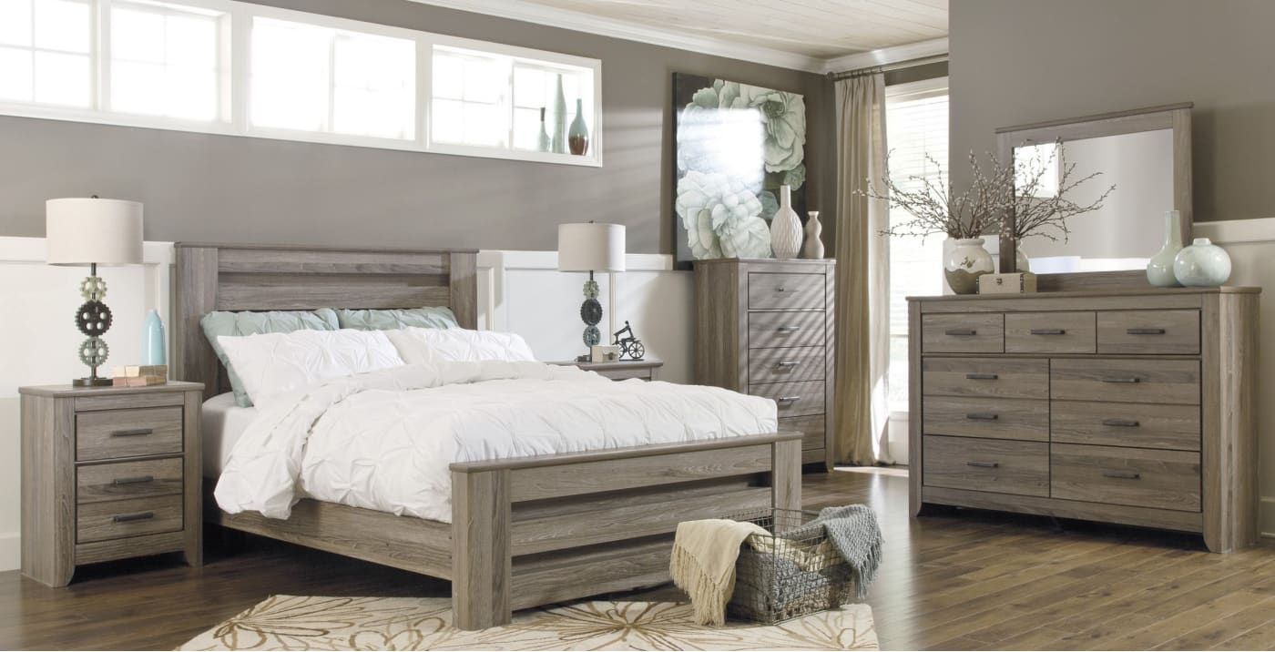 Zelen Bedroom Set Reviews