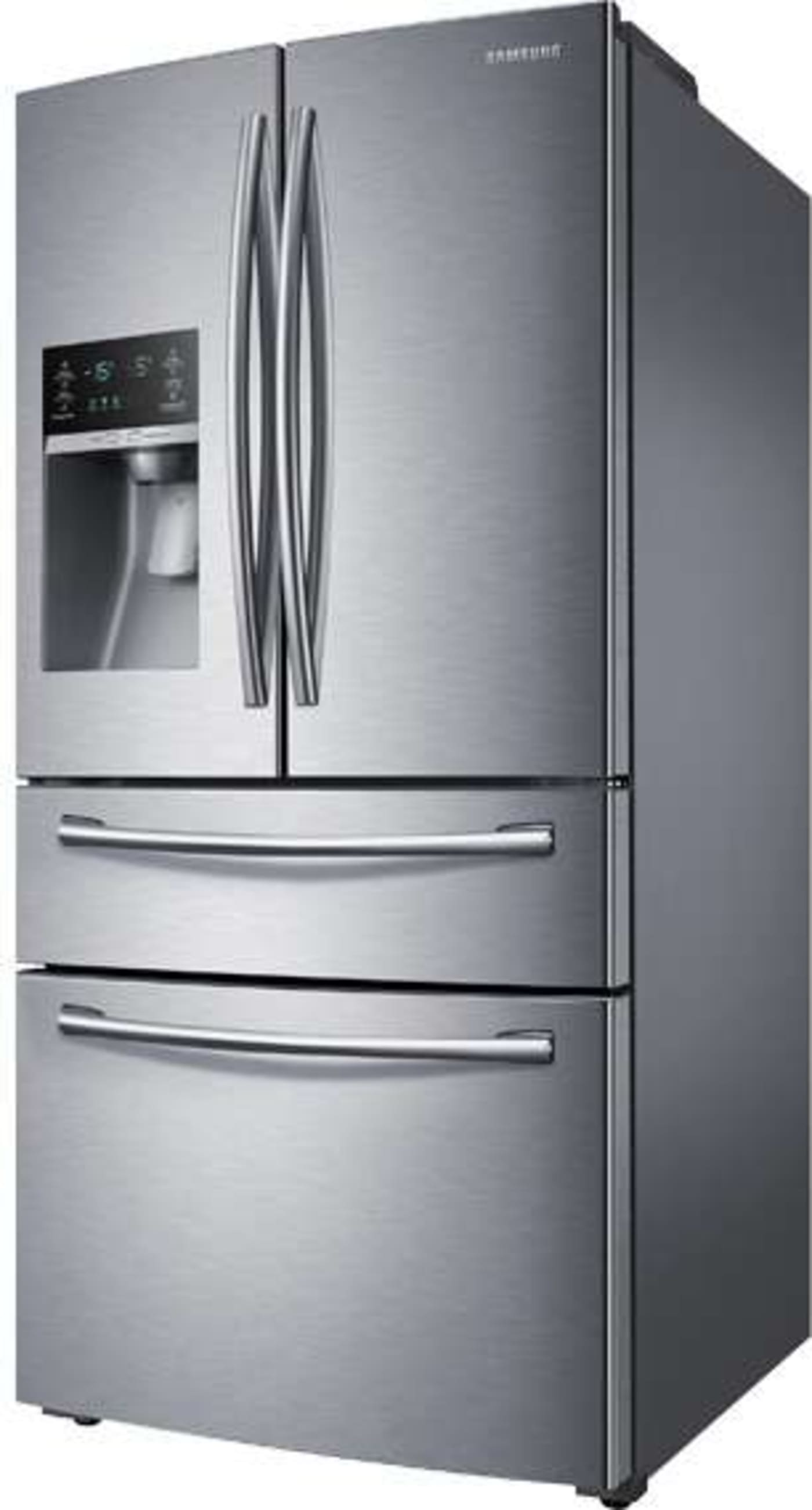 Samsung Rf28hmedbsr 36 Quot 28 0 Cu Ft Stainless Steel