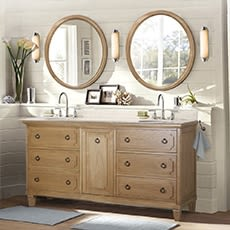 Bathroom Vanities Over 45 Inches