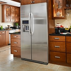 Counter Depth Side-by-Side Refrigerators