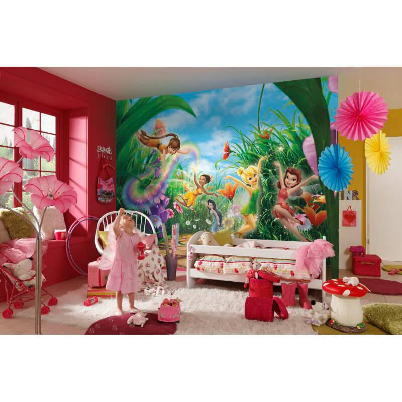 Komar Disney Fairies Meadow Wall Mural   8 466 Part 49