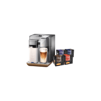 Qbo Coffee Machine You Rista and Milk Master