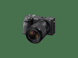 Sony ALPHA 6600 + Lens 18-135mm