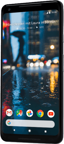 Just Black Google Pixel 2 XL 128GB.2