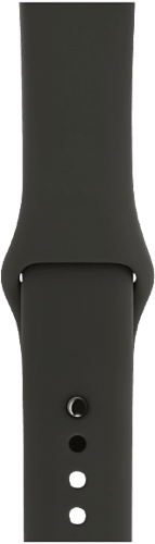 Spacegray Apple Watch Series 3 GPS, 38mm.3
