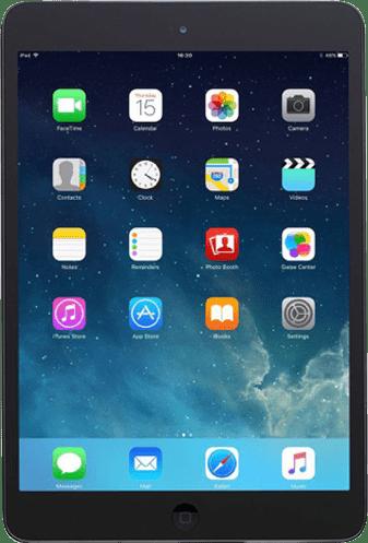 Space Grey Apple iPad Mini 4.1