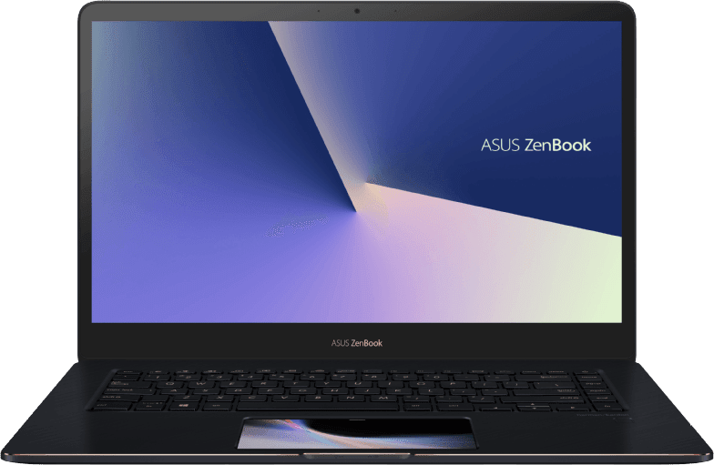 Deep Dive Blue Asus Laptop (UX580GD-BN002T).1