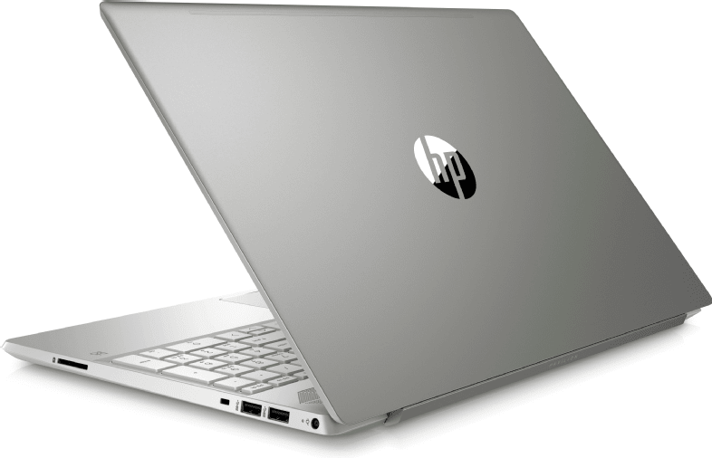 Silver HP Laptop Pavilion 15 (CS1301NG).3