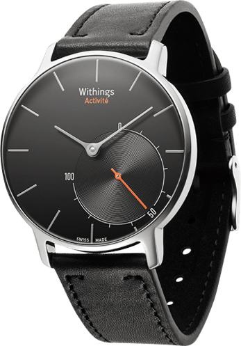 Schwarz Withings Activite.1