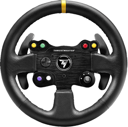 White Thrustmaster Leather 28GT.1