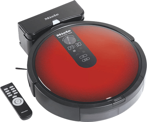 Red Miele Scout RX1.1