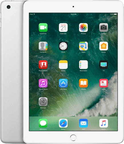"Silver Apple 12.9"" iPad Pro Wi-Fi + Cellular (2017).1"
