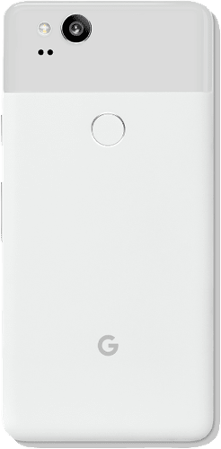 Clearly White Google Pixel 2 128GB.3